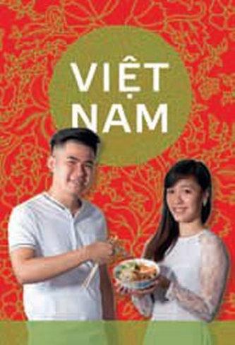 Tak vaří VIETNAM - Kuchařka od vietnamců v Česku