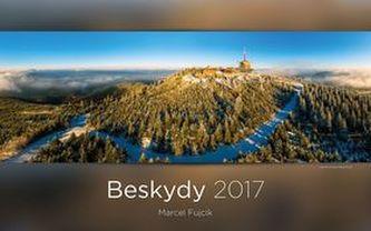 Beskydy 2017 - nástěnný kalendář