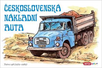 Československá nákladní auta - neuveden