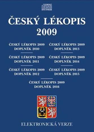 Český lékopis 2009, ČL 2009 - Doplněk 2010, ČL 2009 - Doplněk 2011, ČL 2009 - Doplněk 2012, ČL 2009 - Doplněk 2013, ČL 2009 - Doplněk 2014, ČL 2009 - Doplněk 2015, ČL 2009 - Doplněk - 2016