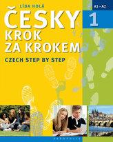 Česky krok za krokem 1 / Czech Step by Step 1 (Učebnice + klíč + 2 CD)
