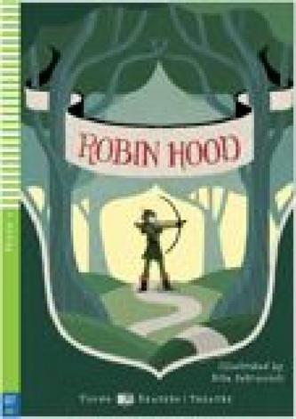 Robin Hood + CD (A2) - Jörg Meidenbauer