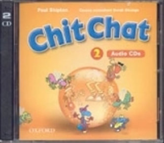 Chit Chat 2 Class Audio 2 CDs - Shipton Paul
