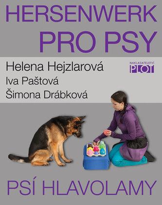 Hersenwerk pro psy - Psí hlavolamy