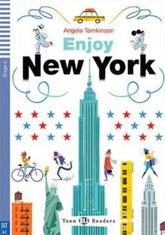 Enjoy New York (A2) - Tomkinson Angela