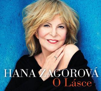 O lásce - CD - Hana Zagorová