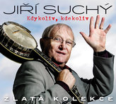 Zlatá kolekce Jiří Suchý - 3 CD