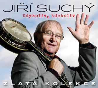Kdykoliv, kdekoliv zlatá kolekce Jiří Suchý - 3 CD - Jiří Suchý