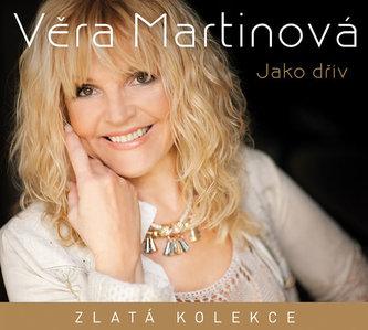 Zlatá kolekce Věra Martinová - 3 CD - Martinová Věra