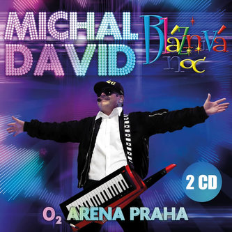 O2 Arena Live Michal David - 2 CD - Michal David