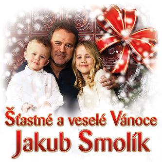 Jakub Smolík - Šťastné a veselé Vánoce CD - Smolík Jakub