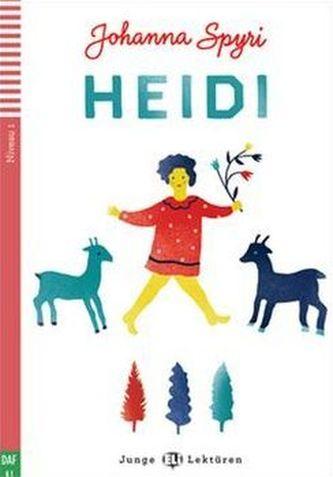Heidi + CD (A1)