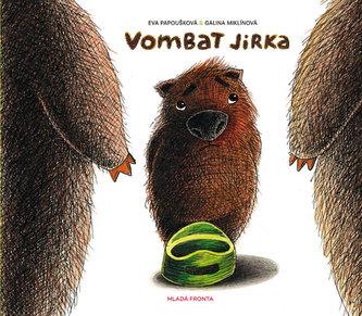 Vombat Jirka - Knížka na nočník
