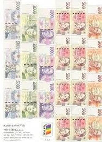 Karta bankovek