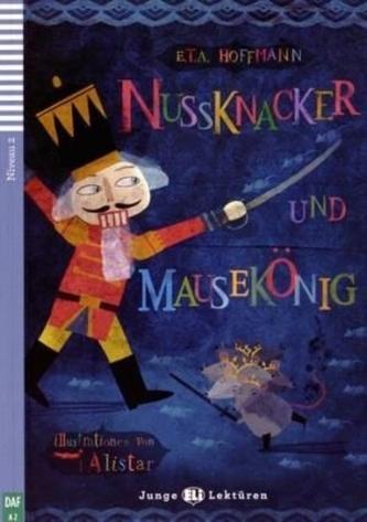 Nusknacker und Mausekönig + CD  (A2)