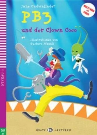 PBB 3 und der Clown COCO (A1) - Cadwallader Jane