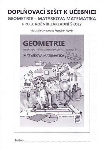 Doplňkový sešit k učebnici Geometrie pro 3. ročník