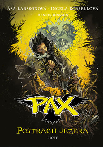 Pax 6 - Postrach jezera