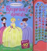 Rozprávky pre dievčatá-Veľká zázračná kniha