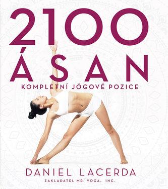 2100 ásan - Kompletní jógové pozice