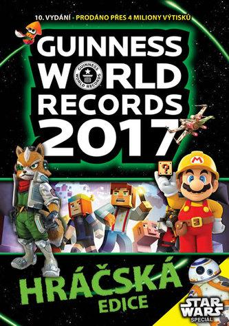 Guinness World Records 2017 Hráčská edice