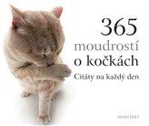 365 moudrostí o kočkách - Citáty na každý den
