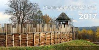 Moravskoslezský kraj 2017 - stolní kalendář