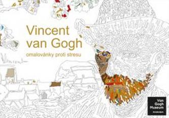 Vincent van Gogh - Omalovánky proti stresu - neuveden