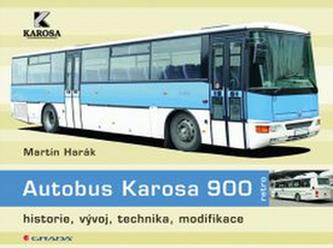 Autobus Karosa 900 - historie, vývoj, technika, modifikace