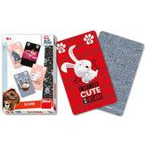 Tajný život mazlíčků - karty score