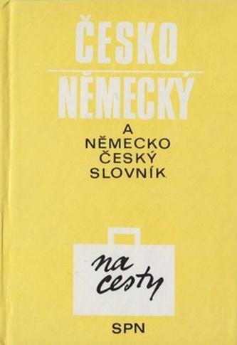 Česko-německý a německo-český slovník