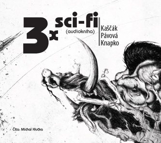 3x sci-fi (audiokniha)