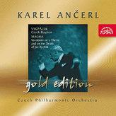 Gold Edition 21 Vycpálek: České requiem; Mácha: Variace pro orchestr na téma a smrt J. Rychlíka - CD