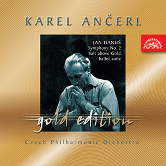 Gold Edition 41 Hanuš: Sůl nad zlato, Symfonie č. 2 - CD