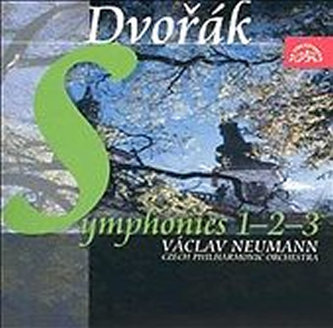 Symfonie č. 1 - 3 - 2CD