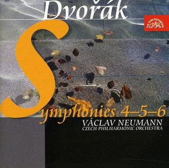 Symfonie č. 4 - 6 - CD