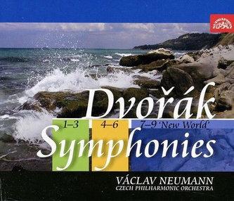Symfonie č.1 - 9 - 6CD - Dvořák Antonín