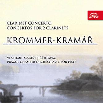Koncerty pro klarinet - CD