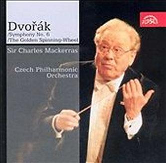 Symfonie č. 6, Zlatý kolovrat - CD