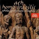 Ach, homo fragilis - CD
