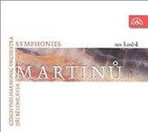 Symfonie č. 3, 4 - CD