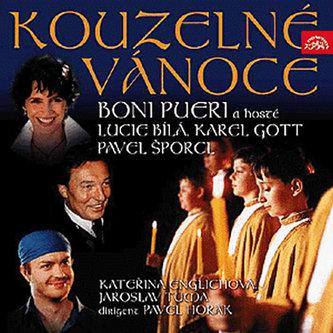 Kouzelné Vánoce - CD - Boni Pueri
