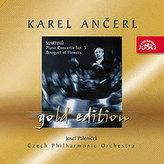 Gold Edition 12 Martinů: Koncert pro klavír a orchestr č. 3, Kytice - CD