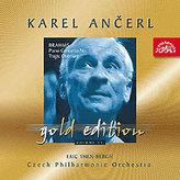 Gold Edition 15 Brahms : Koncert pro klavír d moll, Tragická předehra - CD