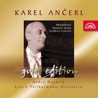 Gold Edition 36 Prokofjev: Alexandr Něvský, Symfonie - koncert - CD