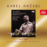 Gold Edition 37 Krejčí: Serenáda, Symfonie č. 2; Pauer: Koncert pro fagot - CD