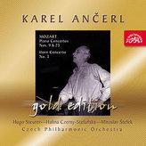 Gold Edition 38 Mozart: Koncerty pro klavír K. 488, K. 271, lesní roh K. 447 - CD