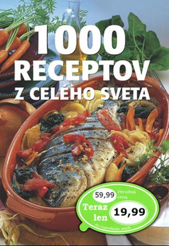 1000 receptov z celého sveta
