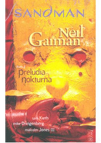 Sandman 1 - Preludia a Nokturna - Gaiman Neil