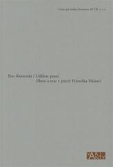 Událost psaní (Slovo a tvar v poezii Františka Halase)